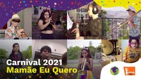 DYJA & Favela Brass celebrate Carnival!