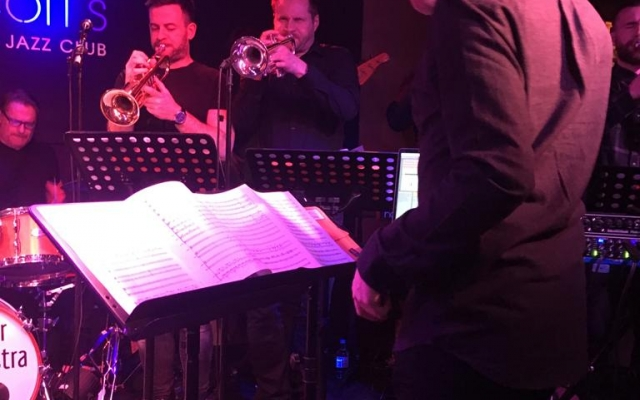 DJO Presents Big Band Dance Classics at Ronnie Scott's